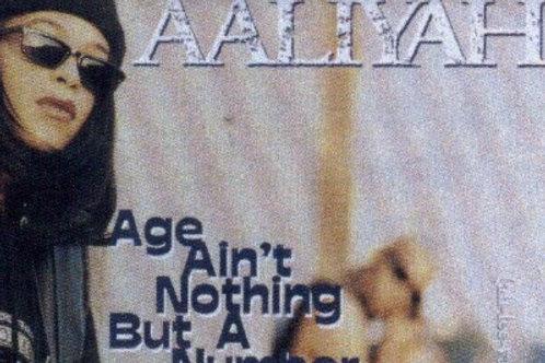 AALIYAH- CASSETTE