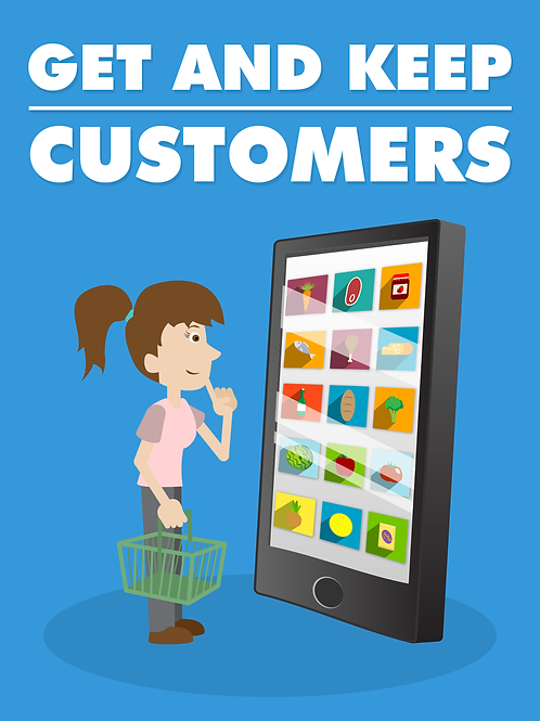 Get And Keep Customers