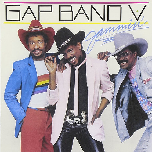 The Gap Band Gap Band IV