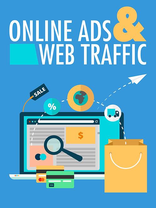 Online ads & Web Traffic