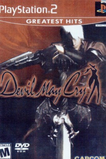 Devil May Cry (Playstation 2 Game)