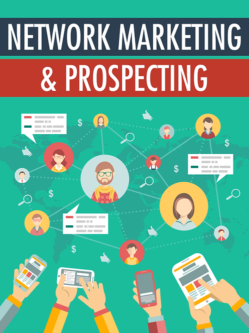 Network Marketing & Prospecting.