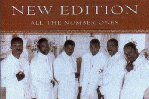 New Edition All the number one hits