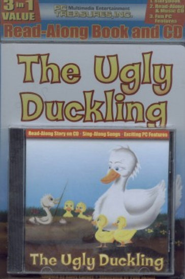 THE UGLY DUCKLING - READ ALONG BOOK AND CD