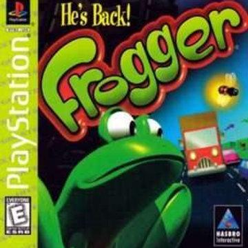 Frogger - HE'S BACK