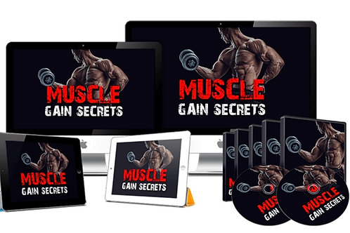 Muscle Gain Secrets