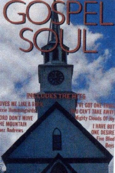 Gospel Soul-CASSETTE