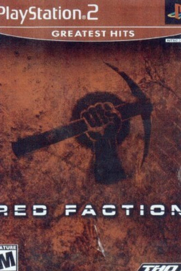 Red Faction (Playstation 2 Game)