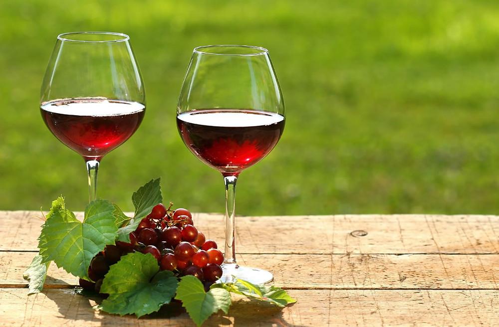 O vinho tinto pode combater os efeitos negativos do sedentarismo