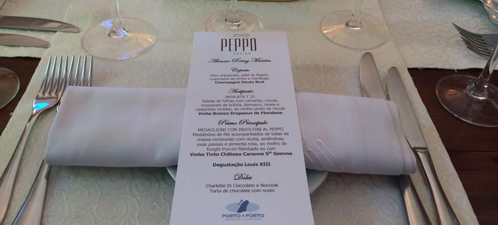 O evento, organizado pela Porto a Porto, foi acompanhado de um elegante almoço
