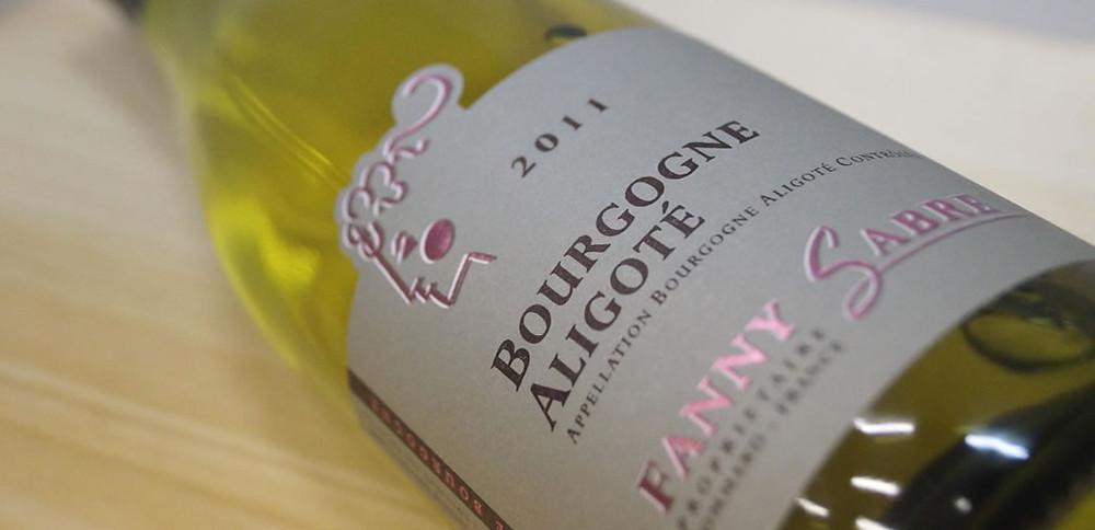 Utilizada na elaboração do vinho Bourgogne Aligoté