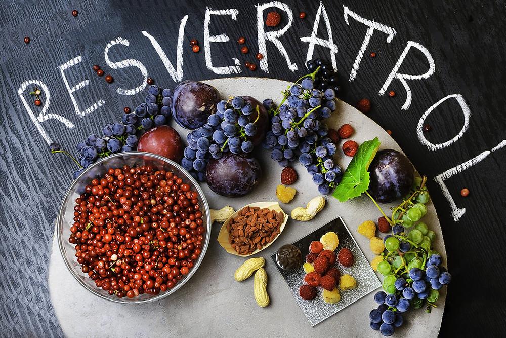 O resveratrol é uma das substâncias do vinho benéficas à saúde