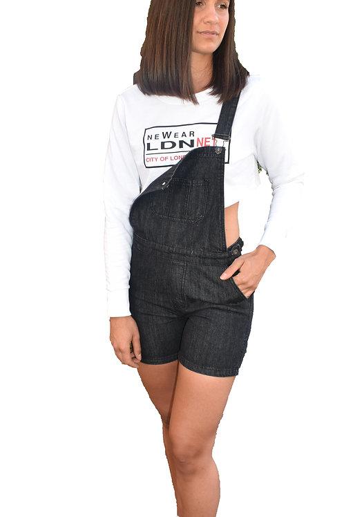 NB Dungaree Shorts