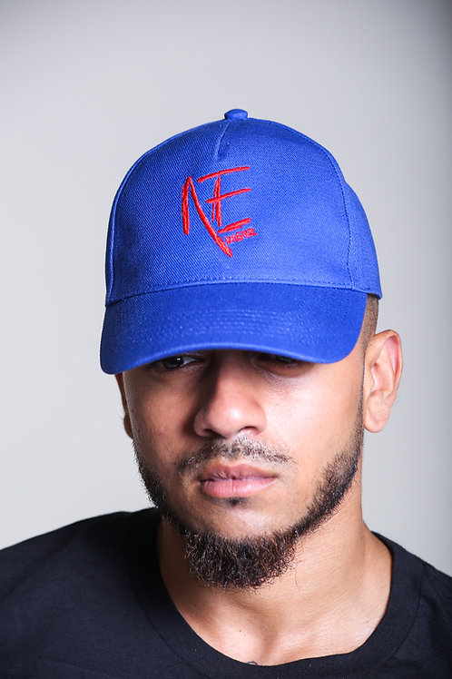 N.E Wear Cap Blue