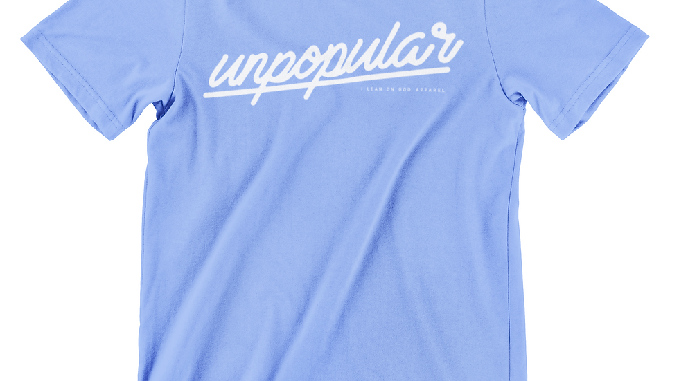 UNPOPULAR T-SHIRT (Unisex)