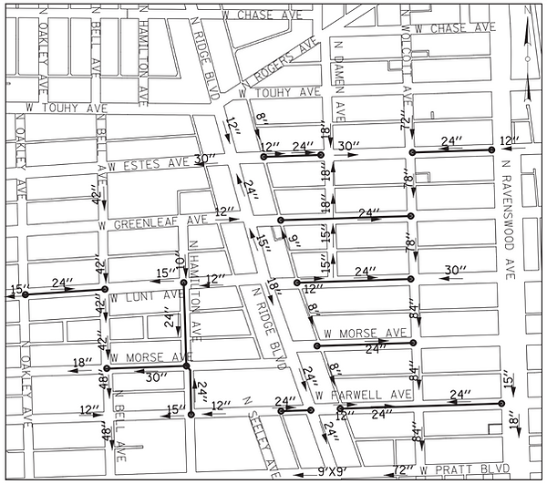 Sewer Main Replacement Map-49th Ward.png