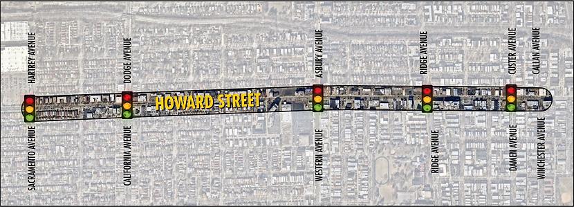Howard Street Project Virtual Community