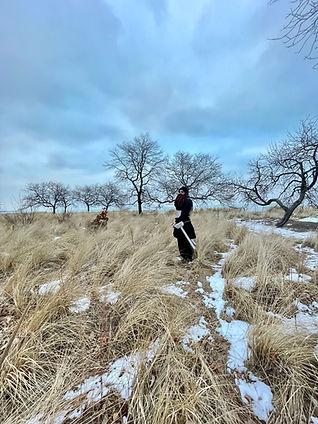 Scoping the Land - Mandie Nufer.jpg