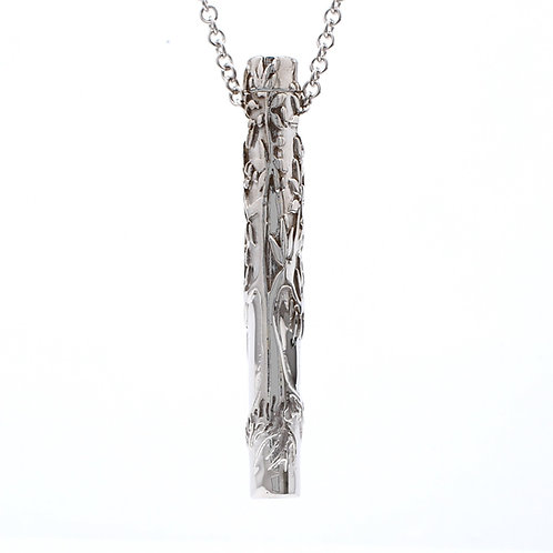 Sterling Silver Intention Stick