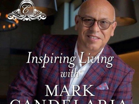 Inspiring Living with Mark Candelaria