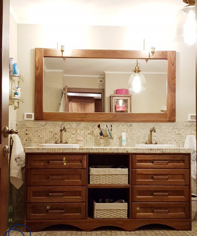 ארון אמבטיה מעוצב