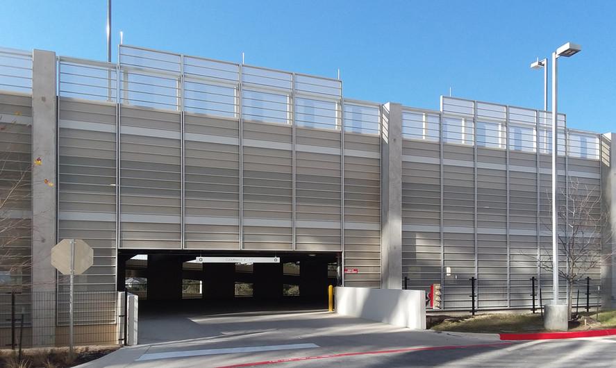 Seven Oaks Parking Garage