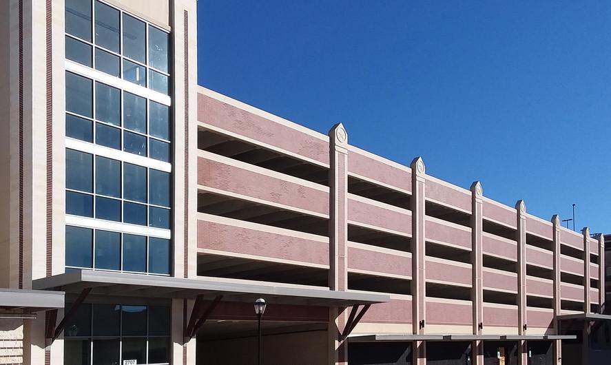 LaCenterra Parking Garage