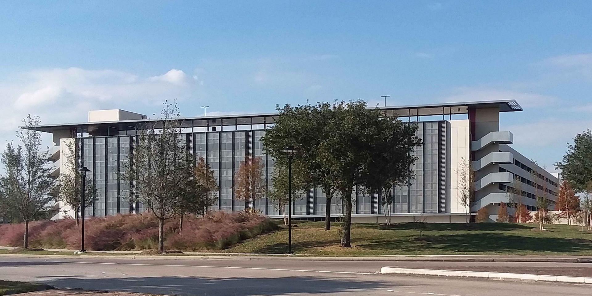 University of Houston Parking Garage #6