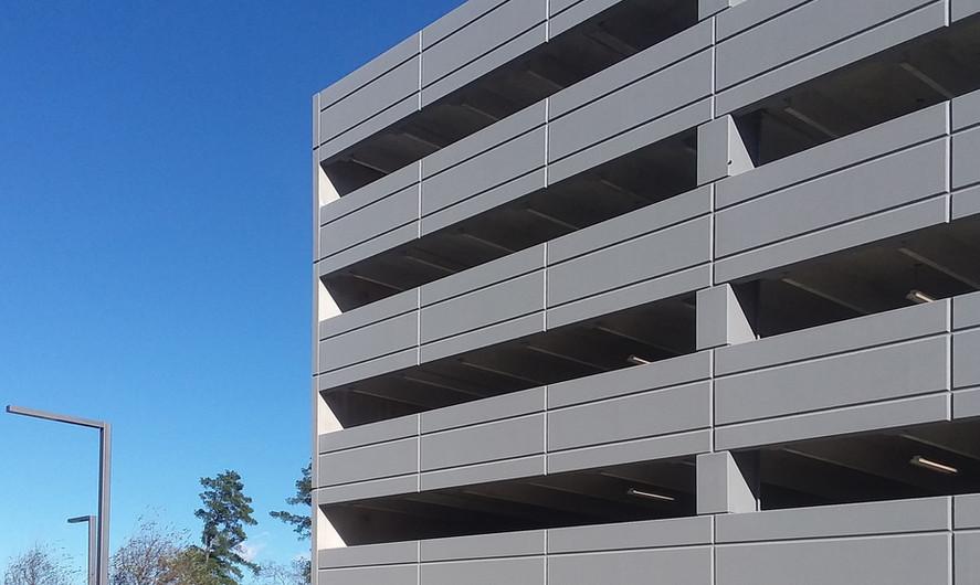 HP Plaza Parking Garage