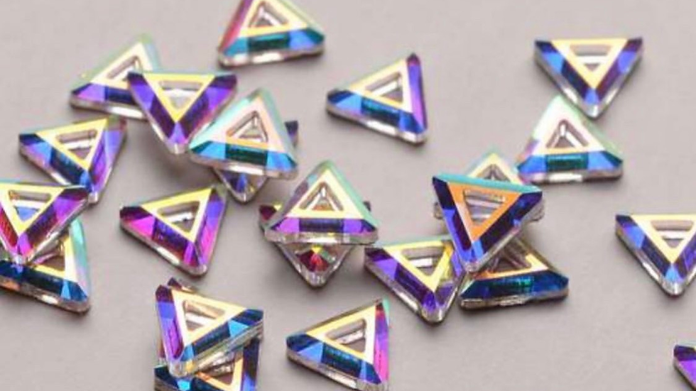 The angle crystals