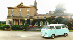 VW for weddings and events
