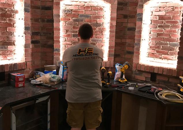Man Cave Lighting