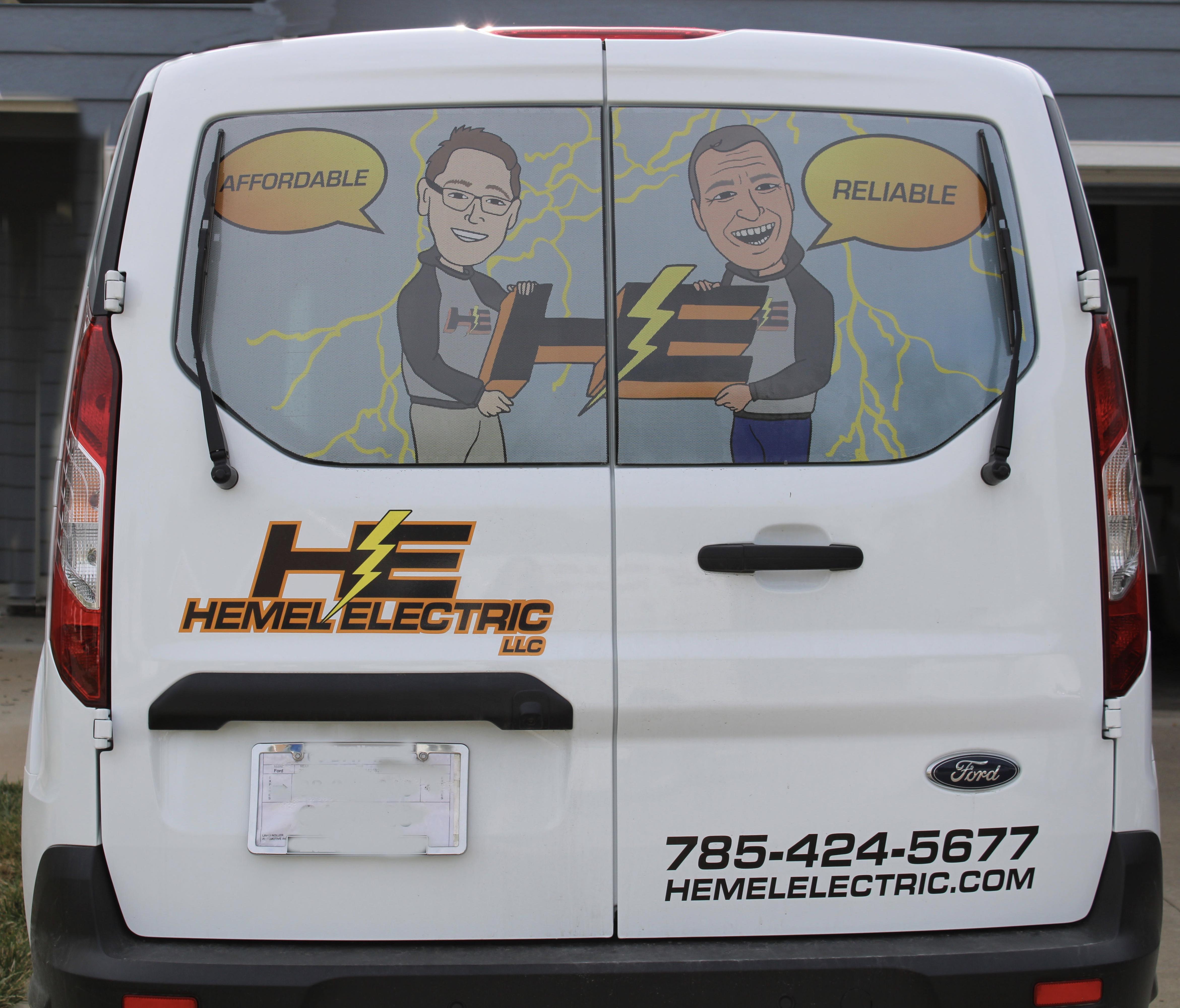 Hemel_Electric_Van_back