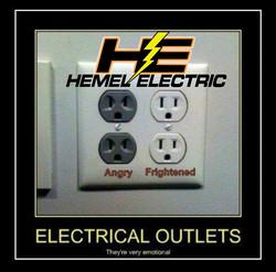 Hemel Electric Outlet Installation