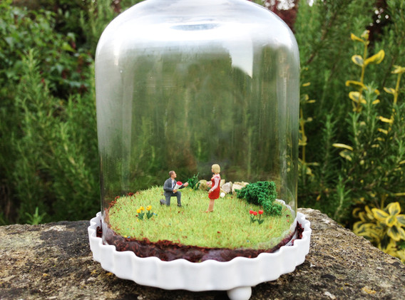 The Proposal Bell Jar