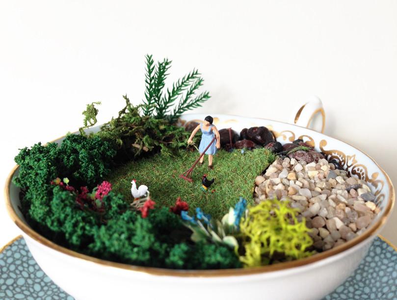 The Good Gardener (Cottage Garden)