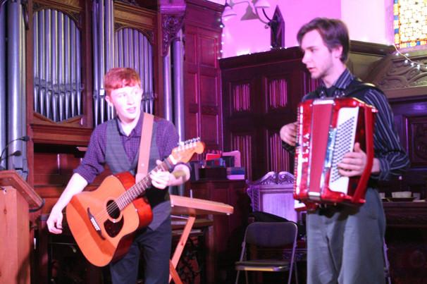 Jack Hogsden & Thomas Evans