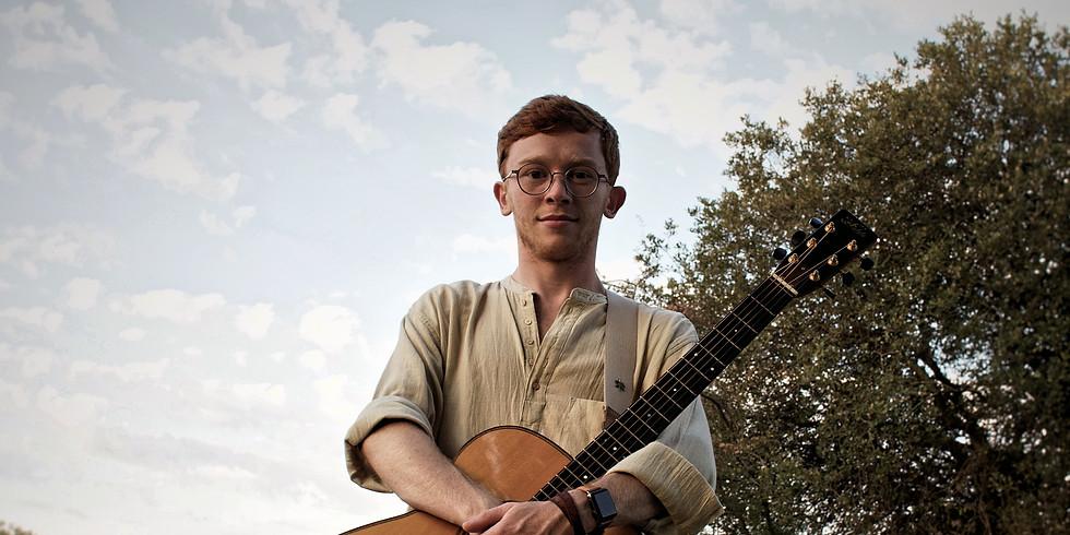 Jack Hogsden Online Concert
