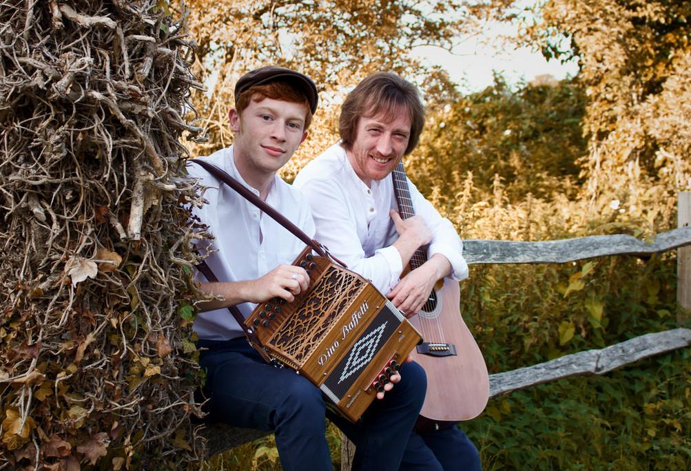 Jack & Leon Hogsden