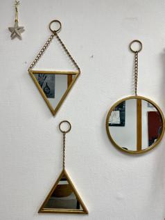Miroirs géométriques