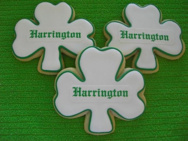 Harrington Image Shamrock