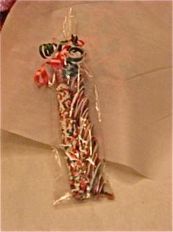 Caramel Choco Pretzel Gift