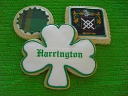 Harington Image Crest