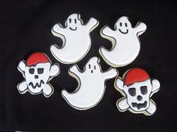 Hallowwen Ghosts