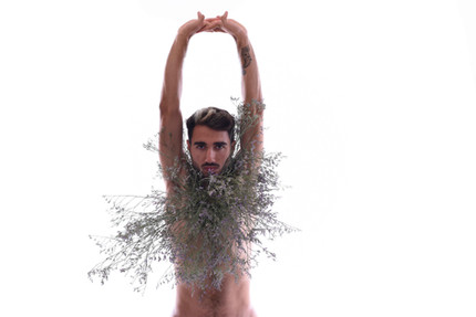 """""""Gardening the Self"""", a new solo show by Maskit Golan, at The Lab"""