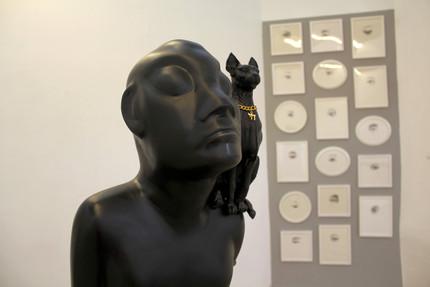 """""""Hshuma"""" group exhibition - Artist's House Tel-Aviv"""