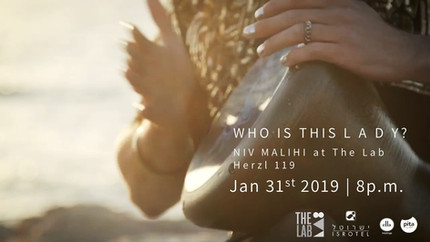"""Who's this lady?"" Second Intervention @ The LAB 