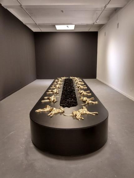 "Eyal Assulin's ""Majesty""- Haifa Museum of Art"