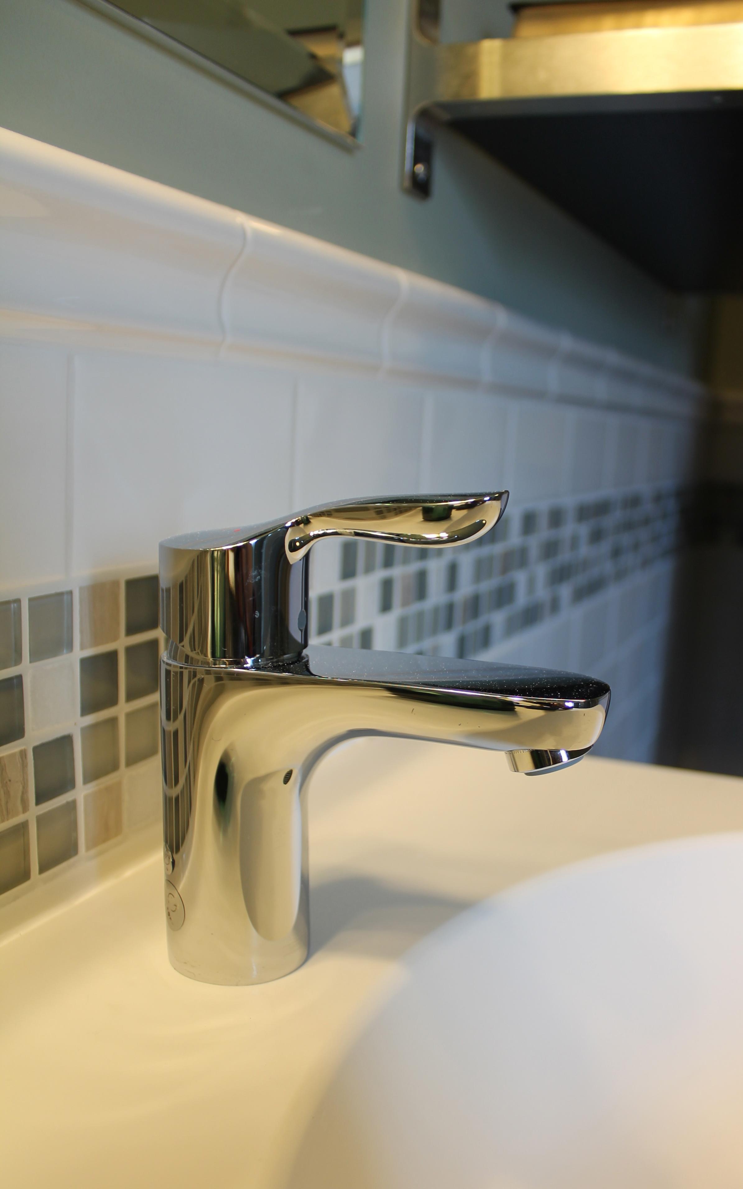 Kohler ADA water efficient faucet
