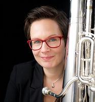 Bente Illevold teaches euphonium at www.musictutoronline.com
